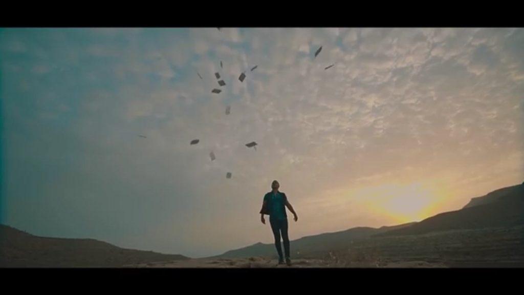 تیزر موزیک ویدیو جدید مسعود سعیدی به نام کی میتونست